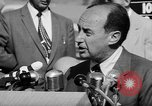Image of Adlai Stevenson Newton Iowa United States USA, 1956, second 40 stock footage video 65675073192