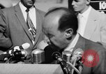 Image of Adlai Stevenson Newton Iowa United States USA, 1956, second 41 stock footage video 65675073192