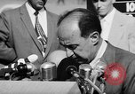 Image of Adlai Stevenson Newton Iowa United States USA, 1956, second 42 stock footage video 65675073192