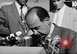 Image of Adlai Stevenson Newton Iowa United States USA, 1956, second 44 stock footage video 65675073192