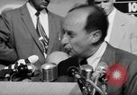 Image of Adlai Stevenson Newton Iowa United States USA, 1956, second 45 stock footage video 65675073192