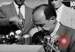 Image of Adlai Stevenson Newton Iowa United States USA, 1956, second 48 stock footage video 65675073192