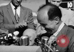 Image of Adlai Stevenson Newton Iowa United States USA, 1956, second 52 stock footage video 65675073192