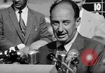 Image of Adlai Stevenson Newton Iowa United States USA, 1956, second 54 stock footage video 65675073192