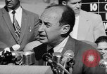 Image of Adlai Stevenson Newton Iowa United States USA, 1956, second 57 stock footage video 65675073192