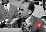 Image of Adlai Stevenson Newton Iowa United States USA, 1956, second 58 stock footage video 65675073192