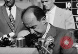 Image of Adlai Stevenson Newton Iowa United States USA, 1956, second 62 stock footage video 65675073192
