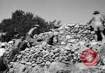 Image of French fortifications Algeria, 1954, second 59 stock footage video 65675073193