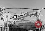Image of Naval Exercise Vieques Island Puerto Rico, 1960, second 14 stock footage video 65675073197