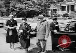 Image of election Canada, 1957, second 22 stock footage video 65675073201