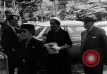 Image of election Canada, 1957, second 26 stock footage video 65675073201