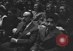 Image of UN Security Council meeting 1946 Lake Success New York USA, 1946, second 7 stock footage video 65675073208