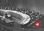 Image of UN Security Council meeting 1946 Lake Success New York USA, 1946, second 13 stock footage video 65675073208