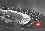Image of UN Security Council meeting 1946 Lake Success New York USA, 1946, second 14 stock footage video 65675073208