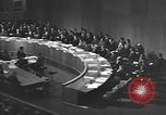 Image of UN Security Council meeting 1946 Lake Success New York USA, 1946, second 16 stock footage video 65675073208