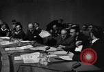 Image of UN Security Council meeting 1946 Lake Success New York USA, 1946, second 45 stock footage video 65675073208