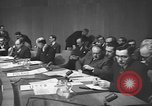 Image of UN Security Council meeting 1946 Lake Success New York USA, 1946, second 49 stock footage video 65675073208
