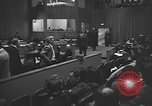 Image of UN Security Council meeting 1946 Lake Success New York USA, 1946, second 56 stock footage video 65675073208