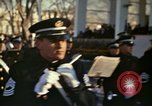 Image of presidential inauguration Washington DC USA, 1961, second 25 stock footage video 65675073210