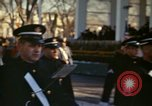Image of presidential inauguration Washington DC USA, 1961, second 27 stock footage video 65675073210