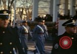 Image of presidential inauguration Washington DC USA, 1961, second 28 stock footage video 65675073210