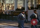 Image of presidential inauguration Washington DC USA, 1961, second 30 stock footage video 65675073210