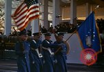 Image of presidential inauguration Washington DC USA, 1961, second 40 stock footage video 65675073210