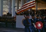 Image of presidential inauguration Washington DC USA, 1961, second 41 stock footage video 65675073210