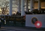Image of presidential inauguration Washington DC USA, 1961, second 42 stock footage video 65675073210