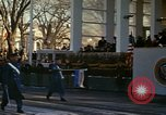 Image of presidential inauguration Washington DC USA, 1961, second 43 stock footage video 65675073210