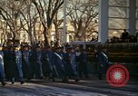 Image of presidential inauguration Washington DC USA, 1961, second 46 stock footage video 65675073210