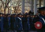 Image of presidential inauguration Washington DC USA, 1961, second 50 stock footage video 65675073210