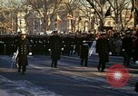 Image of presidential inauguration Washington DC USA, 1961, second 56 stock footage video 65675073210