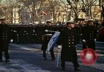 Image of presidential inauguration Washington DC USA, 1961, second 60 stock footage video 65675073210