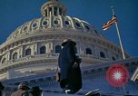 Image of presidential inauguration Washington DC USA, 1961, second 11 stock footage video 65675073212