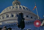 Image of presidential inauguration Washington DC USA, 1961, second 15 stock footage video 65675073212