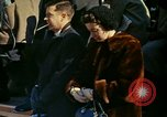 Image of presidential inauguration Washington DC USA, 1961, second 37 stock footage video 65675073212