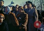 Image of presidential inauguration Washington DC USA, 1961, second 41 stock footage video 65675073212