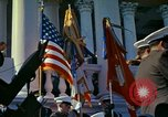 Image of presidential inauguration Washington DC USA, 1961, second 43 stock footage video 65675073212