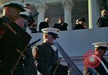 Image of presidential inauguration Washington DC USA, 1961, second 49 stock footage video 65675073212