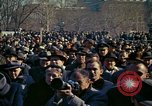 Image of presidential inauguration Washington DC USA, 1961, second 54 stock footage video 65675073212