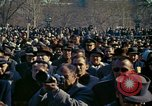 Image of presidential inauguration Washington DC USA, 1961, second 55 stock footage video 65675073212
