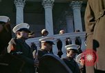 Image of presidential inauguration Washington DC USA, 1961, second 29 stock footage video 65675073214