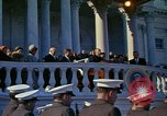 Image of presidential inauguration Washington DC USA, 1961, second 31 stock footage video 65675073214