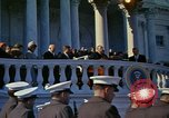 Image of presidential inauguration Washington DC USA, 1961, second 33 stock footage video 65675073214
