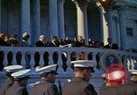 Image of presidential inauguration Washington DC USA, 1961, second 34 stock footage video 65675073214