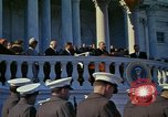 Image of presidential inauguration Washington DC USA, 1961, second 36 stock footage video 65675073214