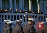 Image of presidential inauguration Washington DC USA, 1961, second 38 stock footage video 65675073214