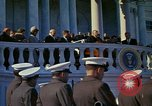 Image of presidential inauguration Washington DC USA, 1961, second 39 stock footage video 65675073214