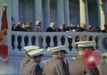 Image of presidential inauguration Washington DC USA, 1961, second 40 stock footage video 65675073214